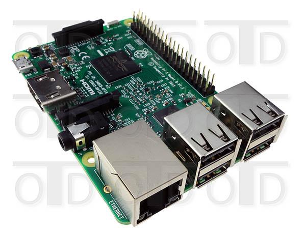 Raspberry Pi 3 Ultimate Retro Package Retropie Kodi Remote